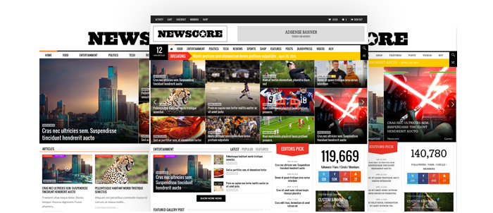 Introducing NewsCore for WordPress
